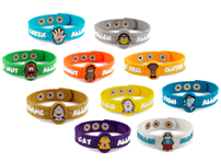 Kid's AllerMates Wristbands