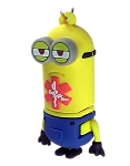 Key 2 Life® EMR Medi-Chip Kids Minion USB Necklace