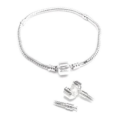 Pandora Style Medical Alert Bracelet