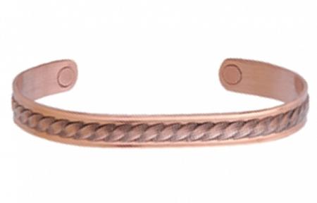 Rope Copper Magnetic Sabona Bracelet