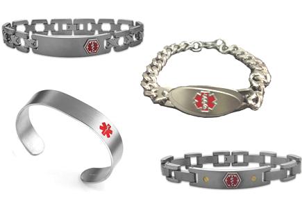 Anium Medical Id Bracelet