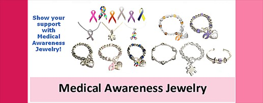 Medical Awareness Jewelry