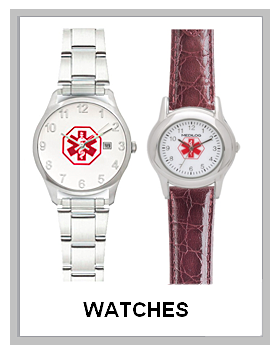 Medical ID Watches
