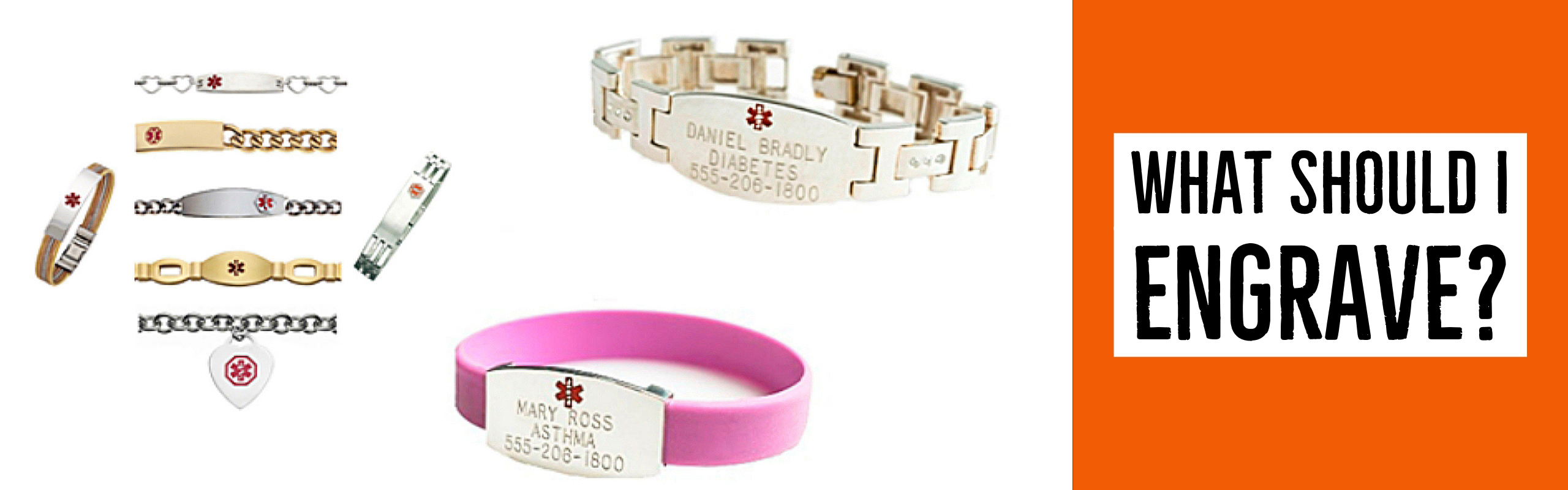 What Should I Engrave on My Medical ID Bracelet? 10 Simple Suggestions...