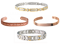 Copper - Magnetic Bracelets