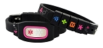 4id Sports Medical Identification Bracelet - PINK