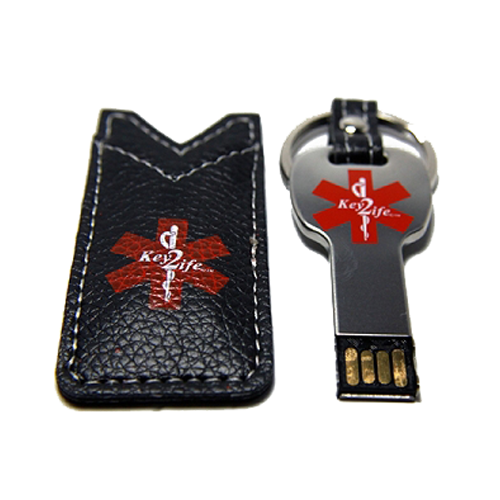 Key 2 Life® EMR Medi-Chip USB Key