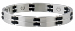 Men's Stainless Sabona Magnetic Bracelet