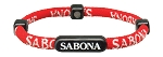 Sabona Athletic Magnetic Bracelet - Red