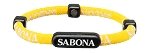 Sabona Athletic Magnetic Bracelet - Yellow