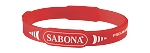 Sabona Pro-Magnetic Sport Wristband - Red