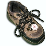 Medical ID Shoe Tag - CHECK ID