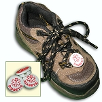 Medical ID Shoe Tag - DIABETIC