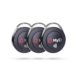MyID Tag Medical ID - 3 Pack