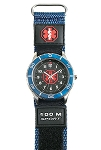Men's Medical ID Blue Fast Wrap Sport Watch