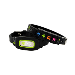 4id Sports Medical Identification Bracelet - GREEN