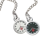 Medical ID Pocket Watch