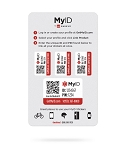 MyID Medical ID Sticker Kit