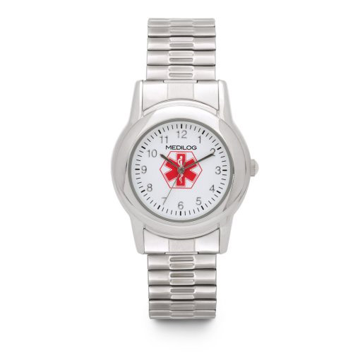 Women's Medical ID Expansion Watch