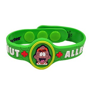 Tree Nut Allergy AllerMates Wristband